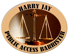 Public access barrister